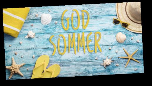 Sommeren ved Oppdal Treningssenter
