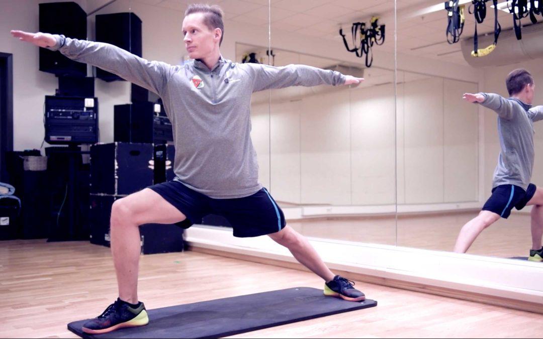 Yoga Nybegynner